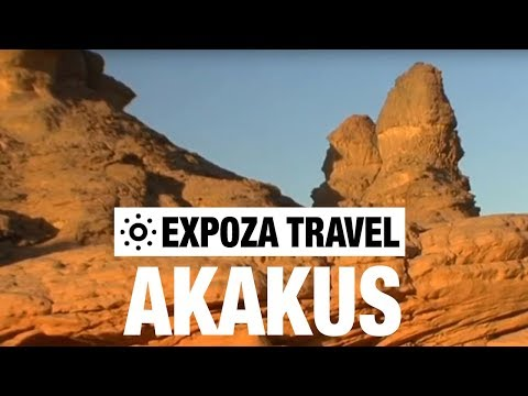Akakus Vacation Travel Video Guide