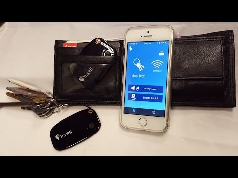 wallet trackR Review SO COOL