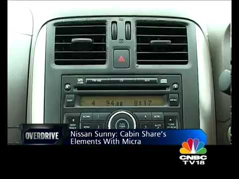 Catch glimpse of Nissan Sunny on CNBC