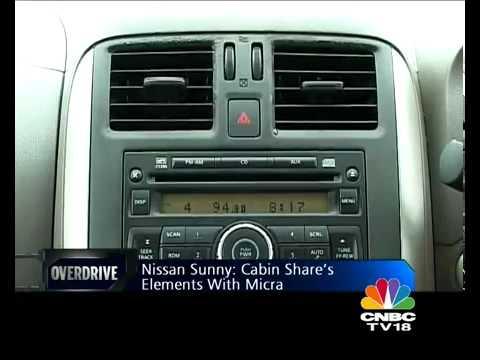 Catch glimpse of Nissan Sunny on CNBC