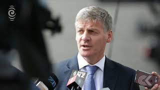 Bill English police interview released