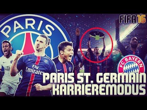 BLEIBEN IBRA UND THIAGO SILVA!?? WIR SIND FRANZÖSISCHER MEISTER!!! | FIFA 16 PSG Karrieremodus S1E16