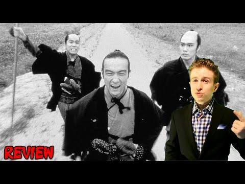Movie Review: Samurai Fiction  - Comedy Action Adventure | BobSamurai Reviews