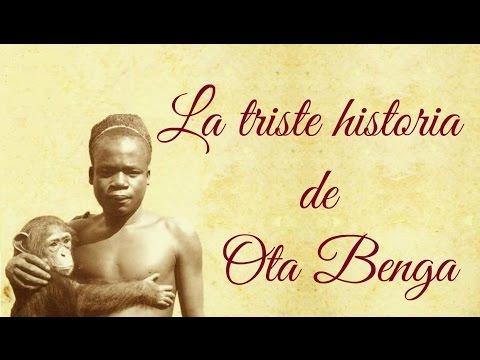 La triste historia de Ota Benga