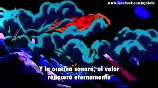Cancion de tapion (dragon ball z)