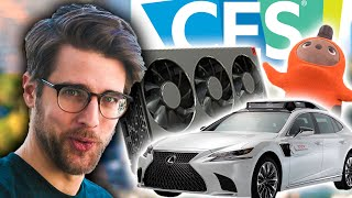 What's Trending @ CES 2019?