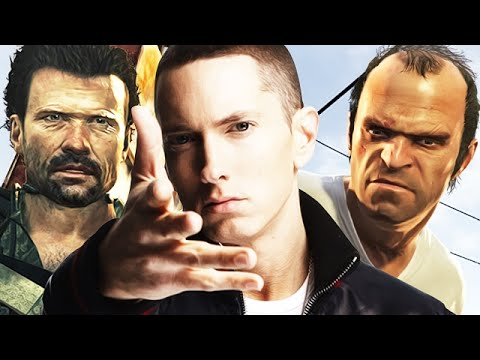Grand Theft Auto Vs Call Of Duty - (eminem Rap Battle) video