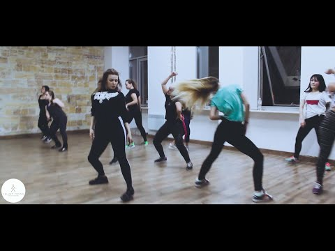 Quest Pistols Show - Мокрая ft. MONATIK choreography by Ira Donosiyan | VELVET YOUNG DANCE CENTRE