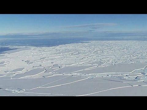 Vast iceberg poised to break off from Antarctic shelf #1