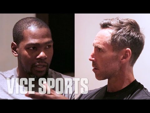 Kevin Durant X Steve Nash on the Road to Greatness (Part 1/2)