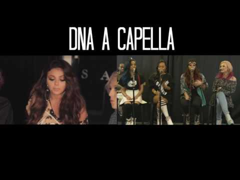 DNA | A capella VS A capella | [use headphones] | WARNING : IT BLESS YOUR EARS