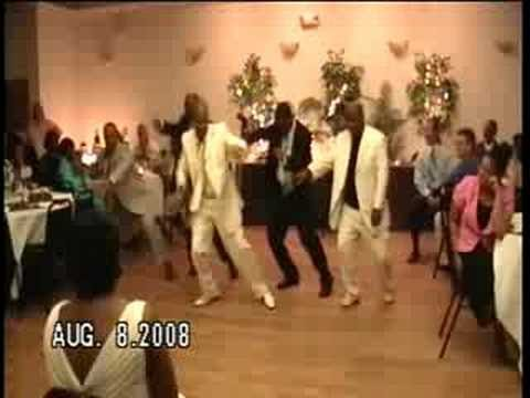 New Edition's Candy Girl Performed by 'The Fellas' at Reception Music Videos