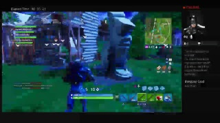 *Fortnite PS4 Live*/New mode (Closed Encounters)/Friendly stream/Morningstream