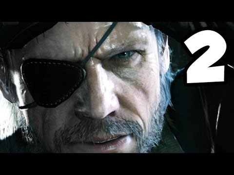 Metal Gear Solid 5 Ground Zeroes Walkthrough Part 2 – TRUCK RIDE!! (PS4 Gameplay 1080p HD)