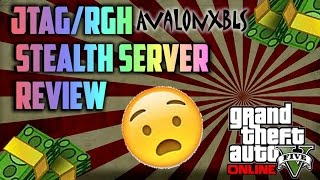 JTAG/RGH AvalonXBLS 17502 Free Stealth Server Review + Download
