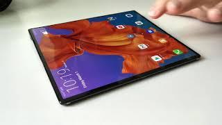 Huawei Mate X w naszych rękach (hands on)