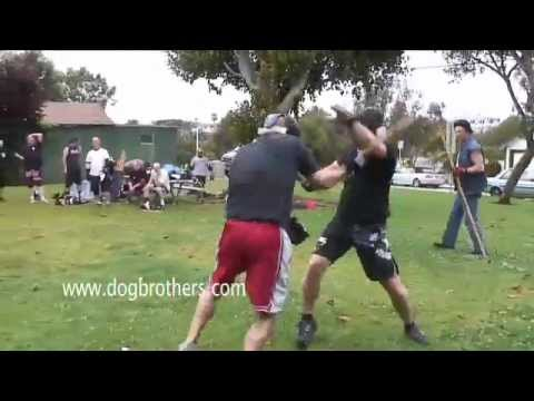 Dog Brothers 2011 Tribal Gathering Highlights Stick Fighting Image 1