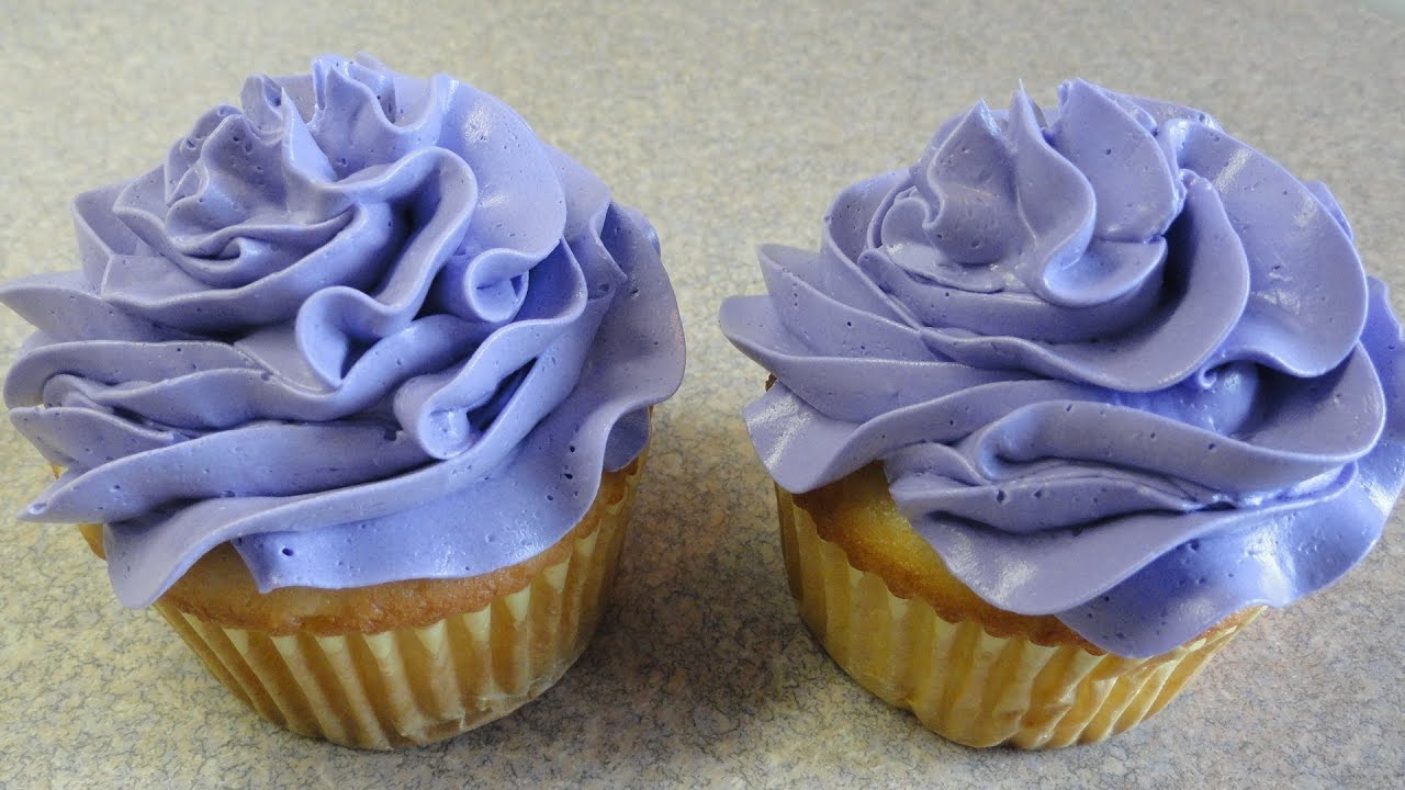 Buttercream Cake Decorating Icing Recipe : Swiss Buttercream Frosting Recipe - YouTube