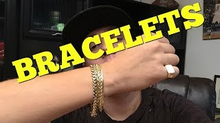 GOLD Bracelet Review