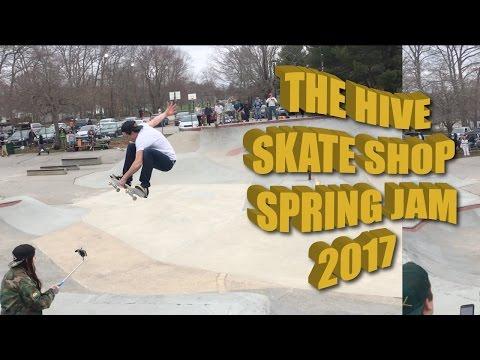 The Hive Skate Shop - Spring Jam 2017