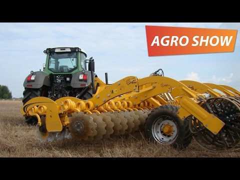 Agro Show 2013 - pokaz maszyn - maszynydlafarmera.pl