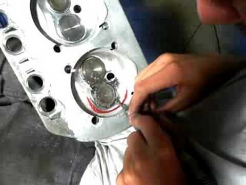 VW 043 Head Porting & Polishing