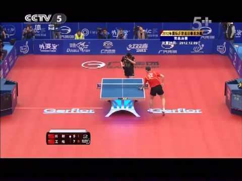 2012 Grand Finals (ms-f) XU Xin - WANG Hao [Full Match/Chinese]