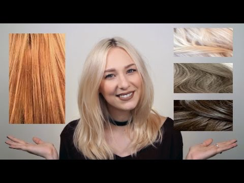 HOW TO FIX ORANGE HAIR - 3 WAYS