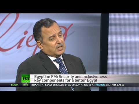 'Morsi failed to govern democratically, his case is over' - Egypt FM
