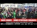 BONEK 3 JUNI 2018 EMOSI JIWAKU ANGKLUNG RAJAWALI MALIOBORO YOGYA
