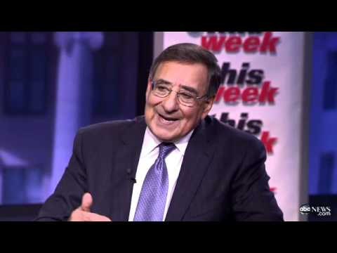 A Crippling Cyber Attack Would Be 'Act of War' - Leon Panetta