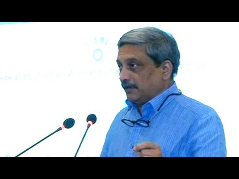 'Those who fear India's new posture have started reacting': Manhohar Parrikar on Myanmar operations