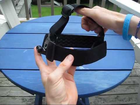 GoPro Hero - Head Mount tips and tricks