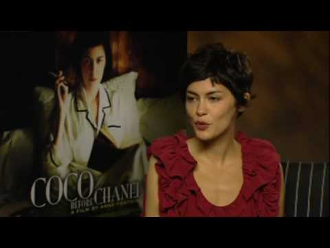 Audrey Tautou Talks Coco Before Chanel