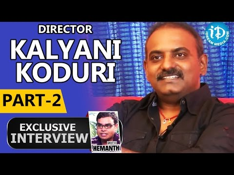 Baahubali Interview Series | Music Director Kalyani Koduri Exclusive Interview | Part 2 Photo Image Pic