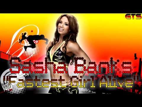 2013: Sasha Banks - WWE Theme Song -