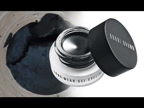 QUICK MAKEUP TIP! MAKE YOUR GEL EYELINER NEW AGAIN!