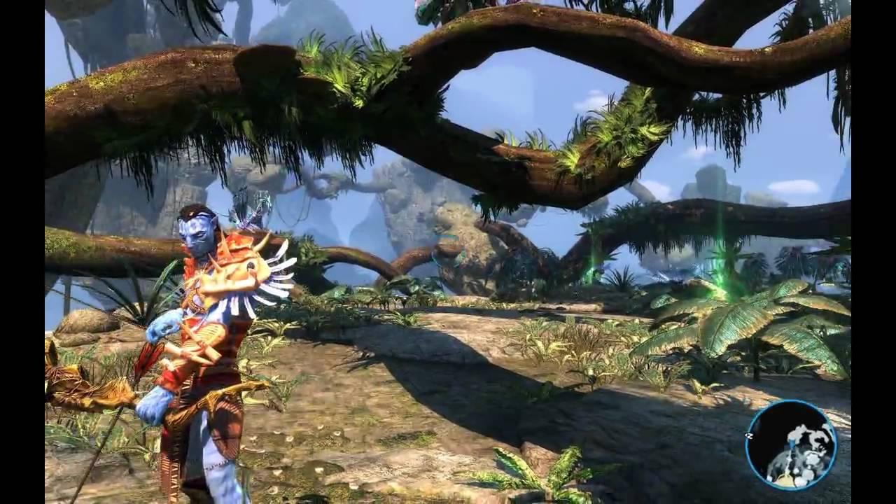 Avatar Game Footage Navi