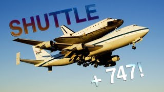 SHUTTLE + 747! Stream highlights | Kerbal Space Program