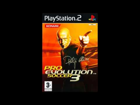 Pro Evolution Soccer 3 Soundtrack - Main Menu Theme