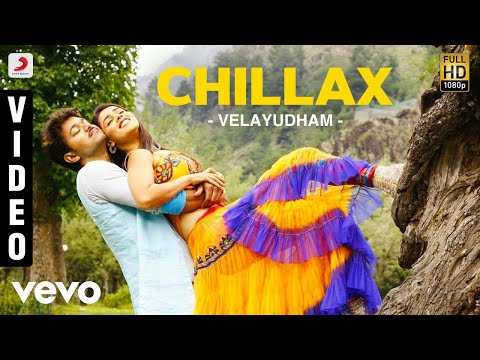 Velayudham - Chillax Video | Vijay, Hansika | Vijay Antony video