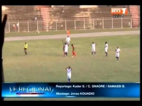 Football/Ligue1: L'africa Sport et l'Asec s'écroulent face au Denguélé et au Sponrting de Gagnoa