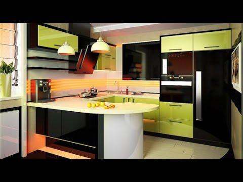 Маленькие кухни дизайн 2017 новинки