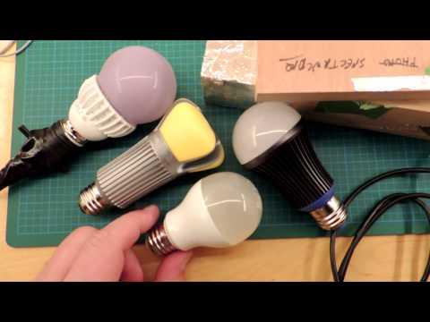 Drift Light Review: A Self Dimming LED Lightbulb