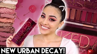 URBAN DECAY NAKED CHERRY PALETTE REVIEW!   TRY ON STYLE