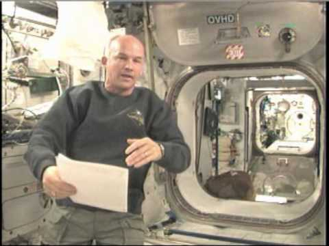 Astronaut Jeff Williams Answers More of Your Questions