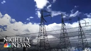 San Francisco, NYC Hit By Major Power Outages | NBC Nightly News