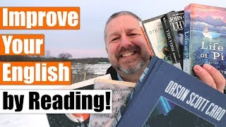 Learn English by Reading These Books | Learn English Through Story
