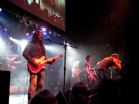 Skid Row - 18 And Life @ Key Club 03/17/09