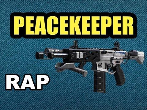 PEACEKEEPER RAP SONG - BLACK OPS 2 - WEAPON OF THE WEEK ...